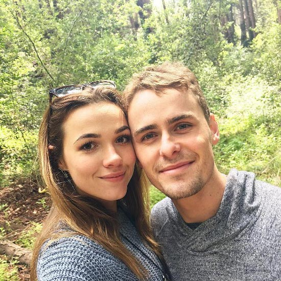 Demi Harman's Relationship With Boyfriend Alec Snow: Dating Since 2014. Engaged?