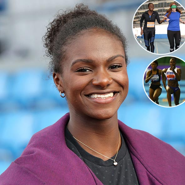 Dina Asher-Smith's Hard Training Pays Off: Gained Height in Young Age, Britain's Fastest Woman In Rio Olympics