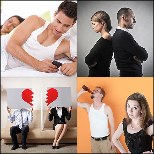 Top 5 Most Common Reasons for Divorce And Its Effects On Children