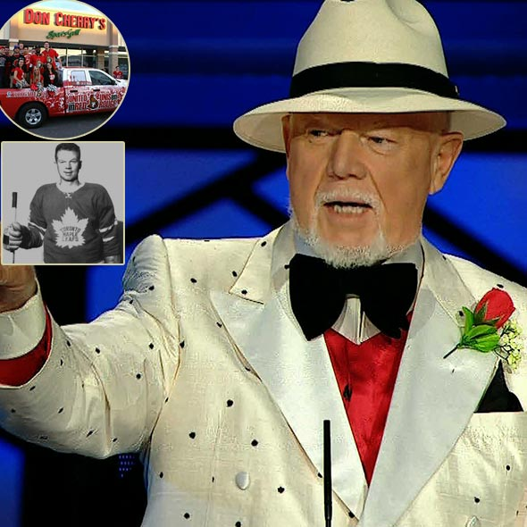 Owner of Don Cherry's Restaurant: Claims He Enjoyed His Young Age Hockey Career