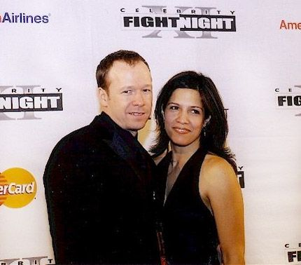 Donnie Wahlberg Father Of Xavier Alexander Wahlberg Happy With The