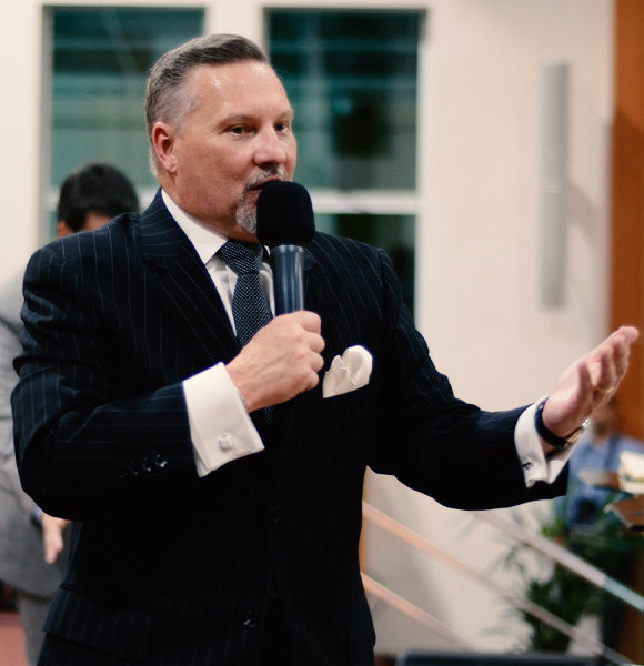 Donnie Swaggart Made A Decision to Marry His Ex Wife And Hasn't Looked Back Ever Since