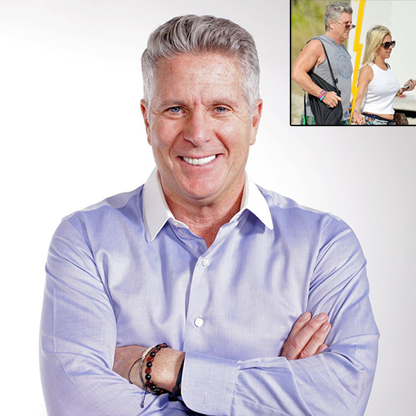 Single Dad Donny Deutsch Has An Abortive Married Life; Separated With Wife And Also Had Girlfriend Affairs