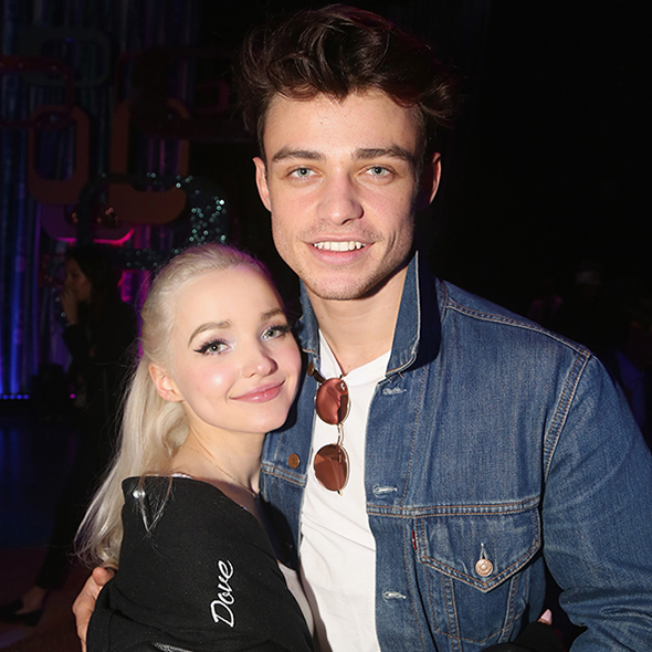 Surprise! Dove Cameron Affirms That She's Dating Actor Thomas Doherty