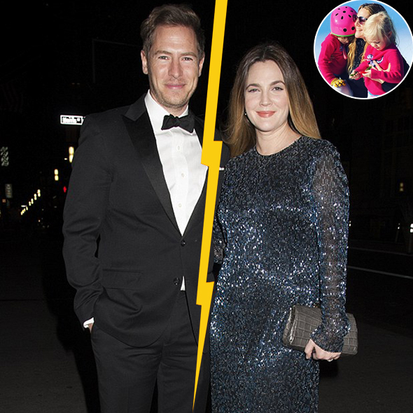 Actress Drew Barrymore Opens Up about Raising Kids after Divorce with Husband Will Kopelman!