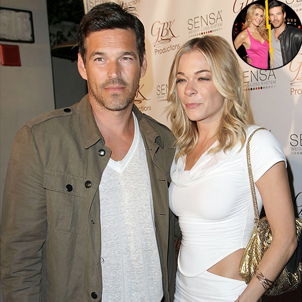 Eddie Cibrian's Married Life With His Singer Wife Heading For Divorce? Or Drifting Over To Having Kids?