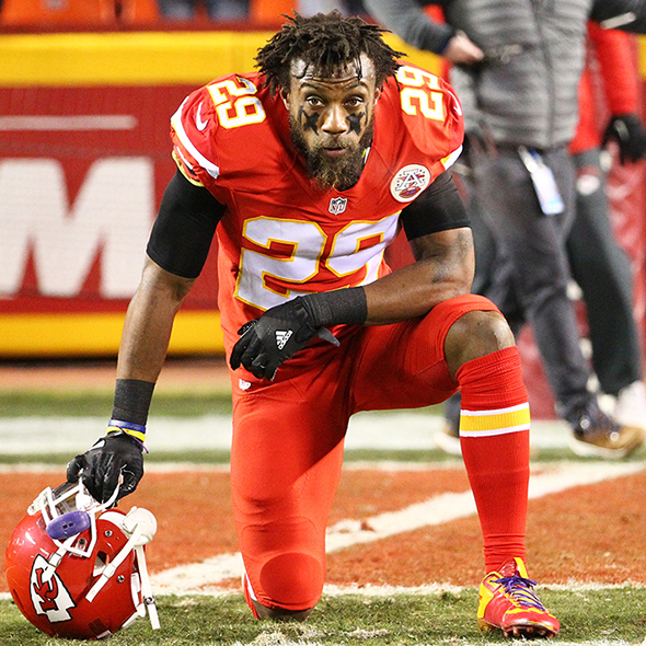 Kansas City Chief Sign Eric Berry to an Outstanding Contract Despite Recent Injury and Past Cancer Issues