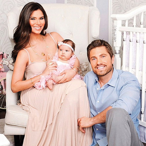 Eric Winter Married Roselyn Sánchez In An Intimate Wedding; On Thoughts Of Having Another Baby With Wife?
