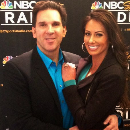 Sports Host Erik Kuselias Married Life With His Wife Holly Sonders Might Be on The Rocks. Thinking of Getting a Divorce?