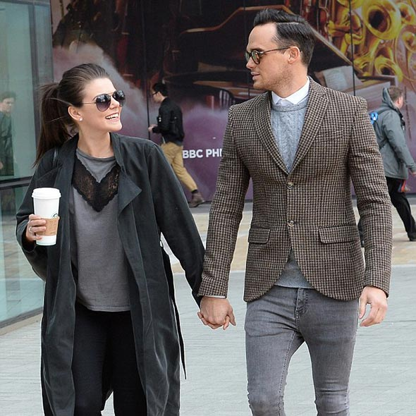 Young Age Actress, Faye Brookes, With 'Best Boyfriend EVER'
