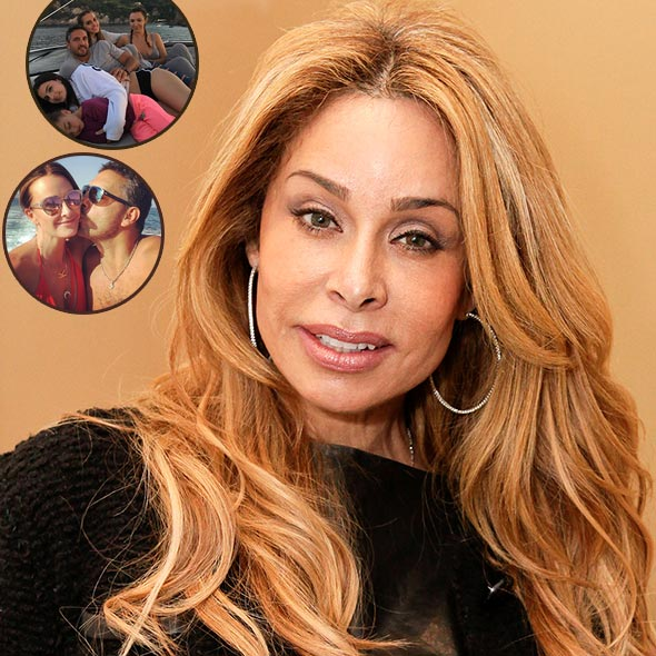 Faye Resnick: Married Four Times,Divorced thrice,Get to know her Husband and Much More