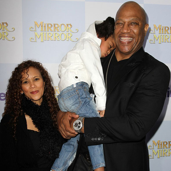 Felicia Forbes and Tommy Lister, Where is Her Husband Now? And What About Her Children?