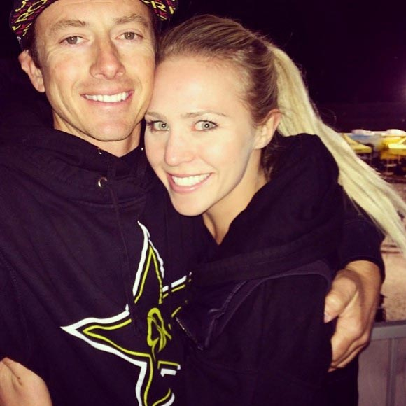 Tanner Foust Wife