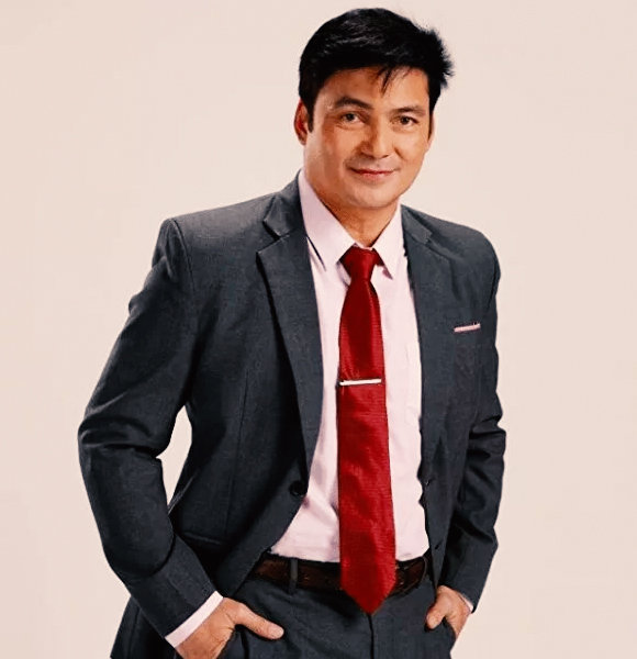 Gabby Concepcion's Life With Wife And Children