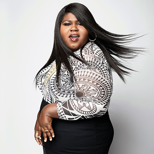 She S Back Now With A New Look Actress Gabourey Sidibe