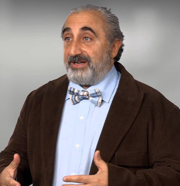 Gad Saad Reveals That He Is In An Inter-Racial Same-Sex Marriage