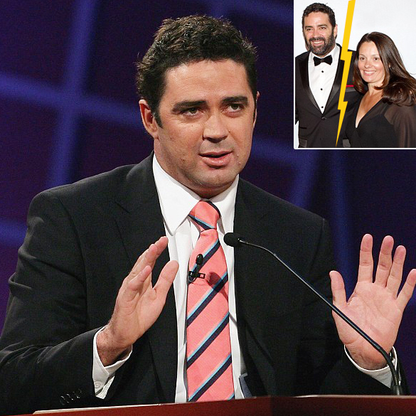 Garry Lyon Is Having A Scandalous Affair That Spread Like Wildfire After His Married Life With Wife Melissa Lyon Ended With A Divorce