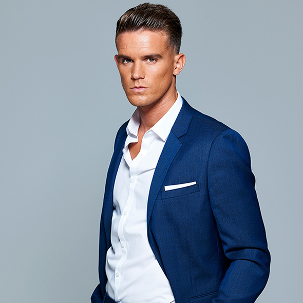 Attractive Television Personality Gaz Beadle is Dating a New Girlfriend! Well, Who's the Lucky Girl?