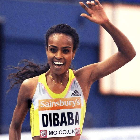 World Record Holder Genzebe Dibaba: Athlete Siblings' Success From Intense Training