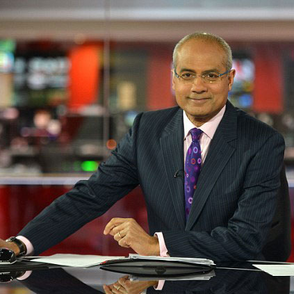 Cancer Survivor George Alagiah: How is His Health Now? Is the Illness Coming Back?