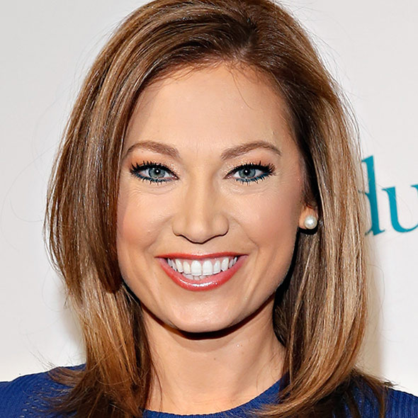 Journalist of mixed Ethnicity, Ginger Zee got Married in 2014. Meet her journalist Husband and their Son