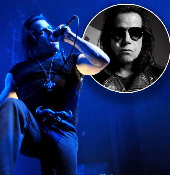 Glenn Danzig's Girlfriend Shared Discreet Details Of Their Relationship