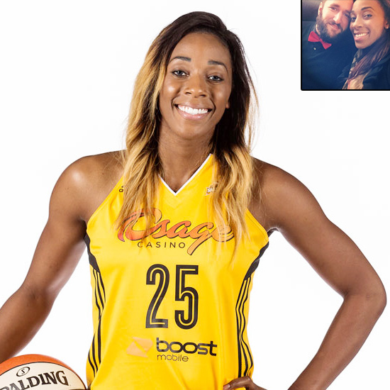 Glory Johnson Ends Her Married Life With Her Lesbian Partner, Meet Her New Boyfriend