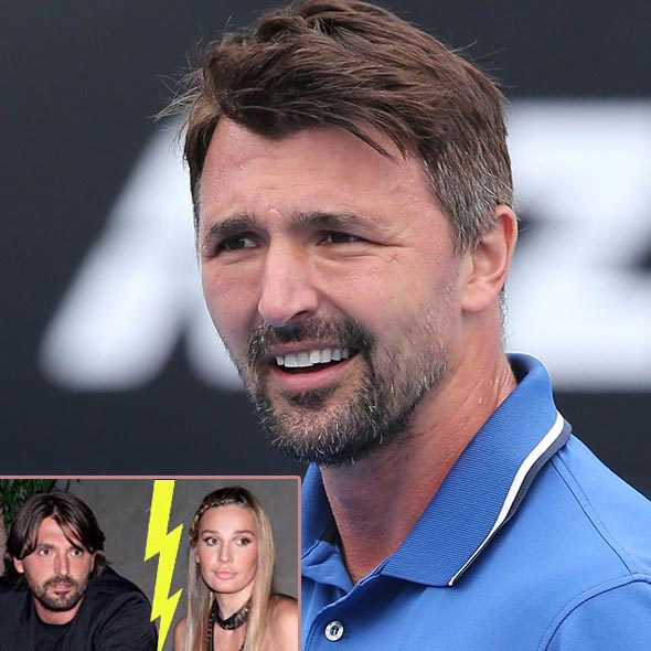 Divorced With Model Wife, Goran Ivanisevic's Motivation to Play Tennis: Girlfriend Rumors?