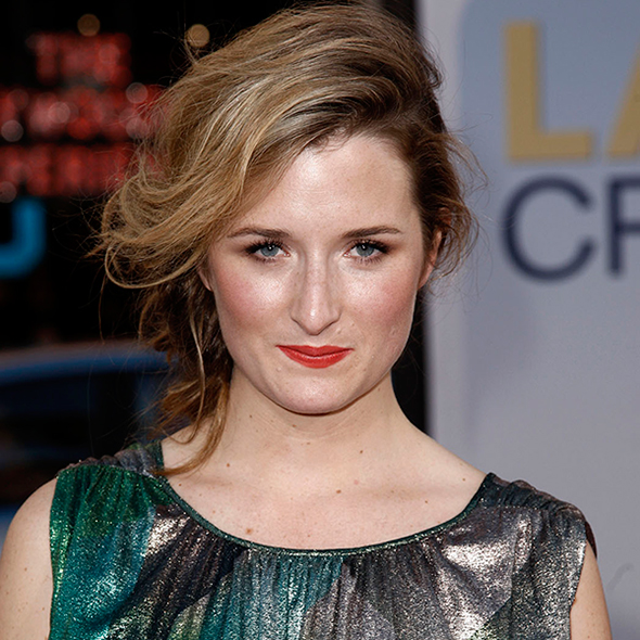 Grace Gummer Nude Photos 85