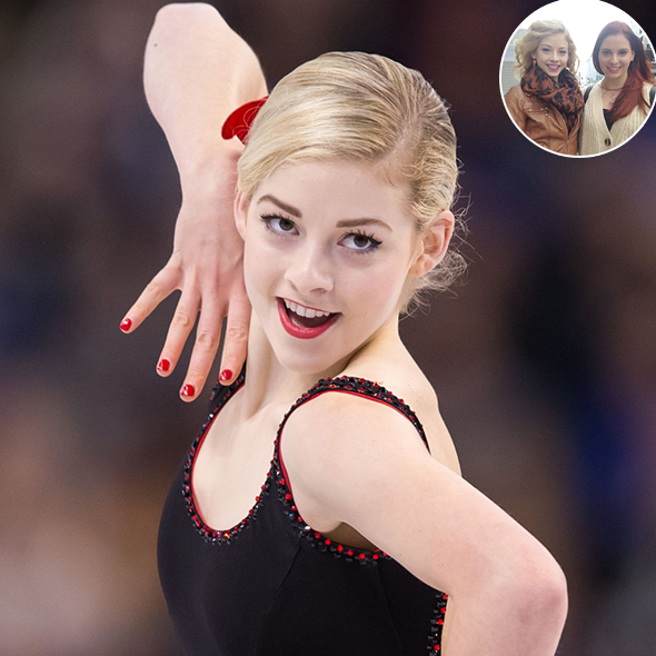 Gracie Gold's Baffling Personal Life With Rumored Boyfriend And Her Hard To Segregate Twin Sister