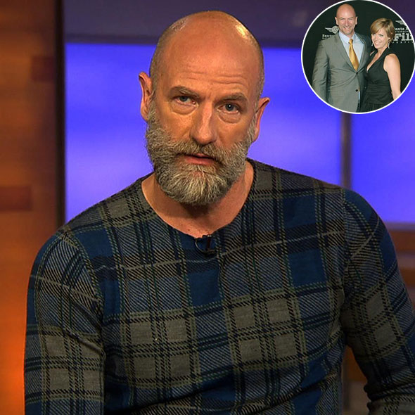 All About Graham McTavish's Family Life; Surrounded By Beautiful Wife And Children