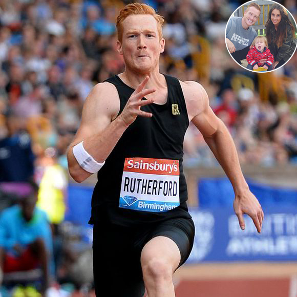 An Eye For an Eye! Field Athlete Greg Rutherford's Girlfriend Susie Counters Critics About Their Bad Parenting!