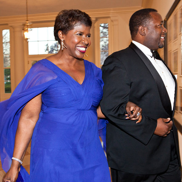Why Gwen Ifill Took Hiatus From Work? Time to Consider Getting Married? Bolster From Family? Husband Rumors?
