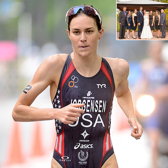 Gwen Jorgensen Reveals Skipping Training For Wedding Ceremony; Husband's Sacrifice And Diet Also Revealed