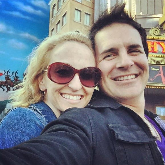 Hal Sparks: Straight But Acting in Gay Scenes. Enjoying $2 Million of Net Worth With Son and Mysterious Wife