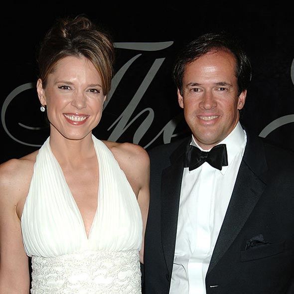 Benevolent Hannah Storm's Married Life With Journalist Husband of 22 Years: Unlikely for Divorce