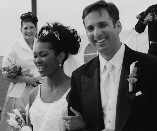 Harris Faulkner with her married husband Tony Berlin