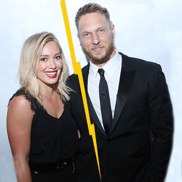 Single, Ready To Mingle! Beautiful Actress Hilary Duff Splits From Her Trainer Boyfriend!