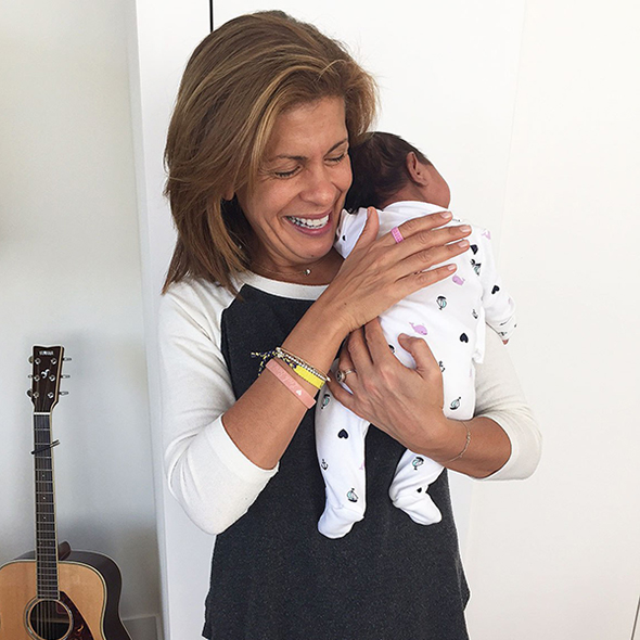 She's a Mom Now! Today Show Host Hoda Kotb has Adopted a Baby Girl; Reveals Meaning of her Daughter's Name