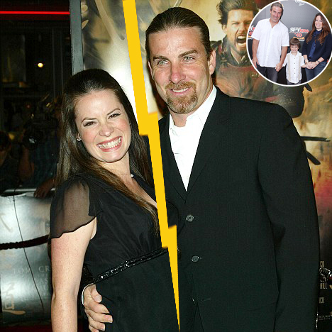 actress holly marie combs past married life with her