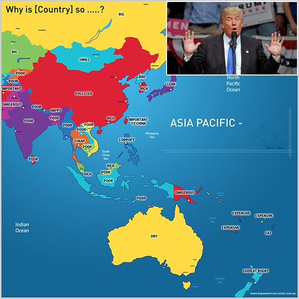 How Will Donald Trump's Presidency Affect Asia-Pacific Region? View Full Report