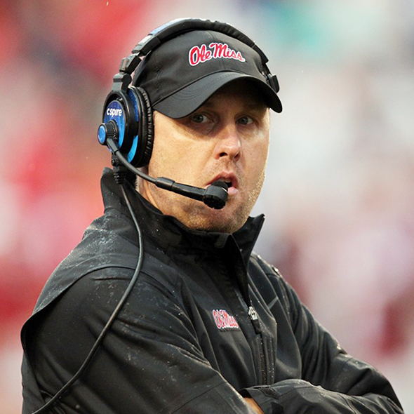 Hugh Freeze's New Contract Marks Him On List Of Coaches With Highest Salaries, What A Turn-Out!