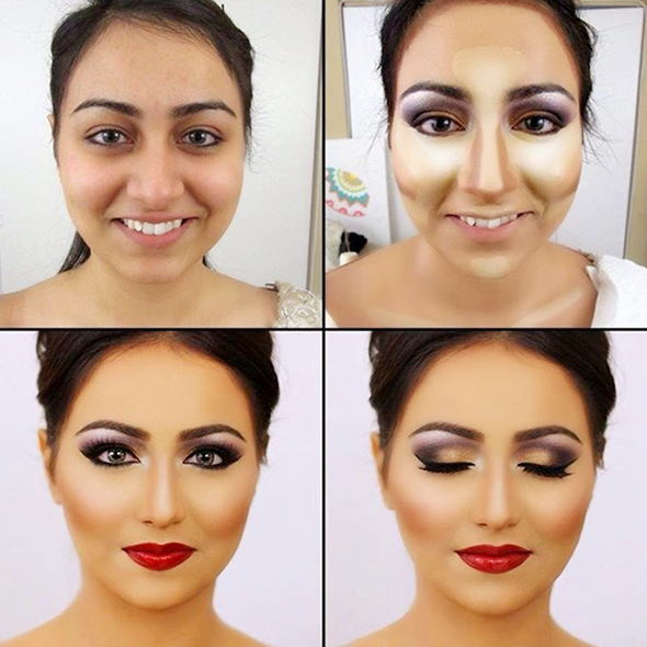 Ideas To Apply Foundation On Your Face: Tips And Ideas