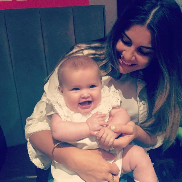 Imogen Thomas Gave Birth to Baby Girl in 2015: Pregnant With Boyfriend Adam Horsley, Married Plans?