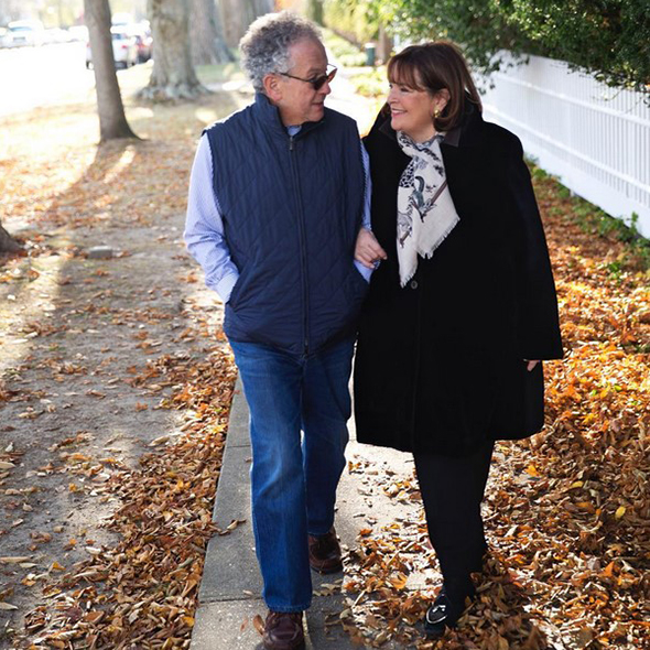Ina Garten Shares A Happy And Long Married Life With Veteran Husband; Here Is What You Did Not Know About The Couple