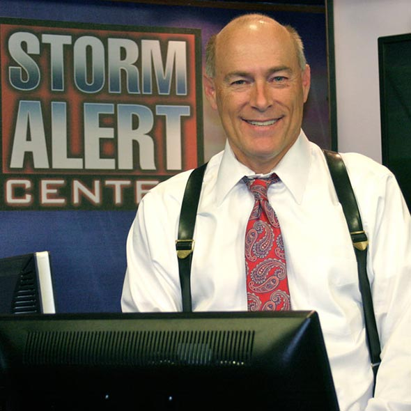 Is It Just Weathercaster James Spann's Salary That Contributes to His Magnificent Net Worth?