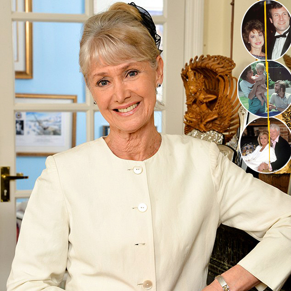 Jan Leeming Who Has A List Of Husbands Recalls Dark Times With Her Son