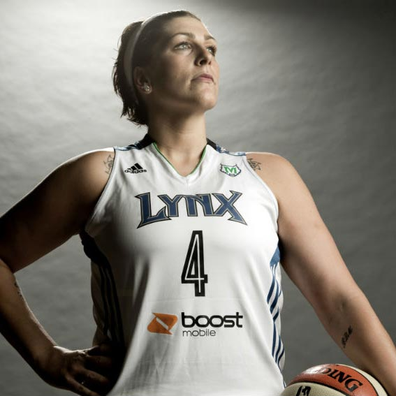 Janel McCarville's Multi-Year Contract With Minnesota Lynx: Salary? Openly Lesbian: Partner?