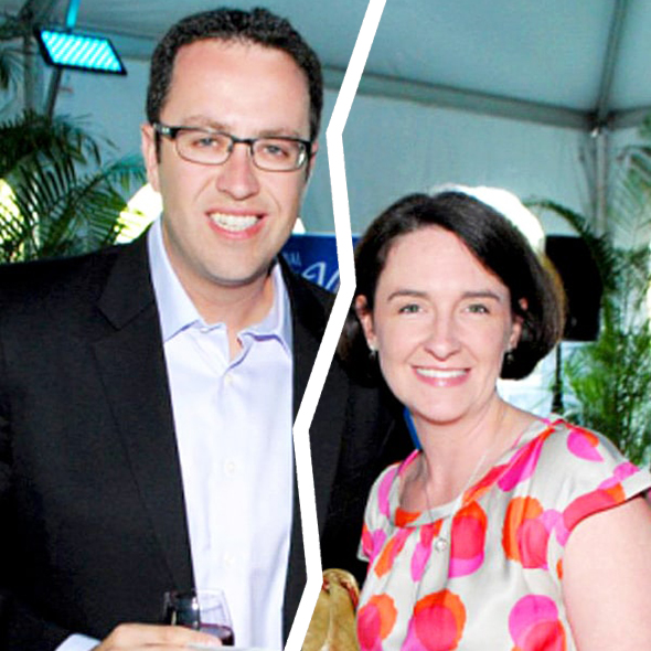 Jared Fogle's Wife Talks About The Moment She Found Out He Was A Pedophile;Finalized The Settlements Of Their Divorce