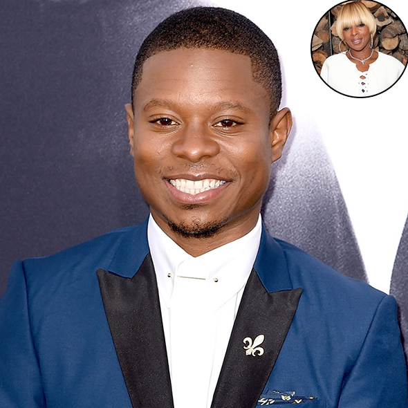 Jason Mitchell On Having A Girlfriend Elder By 16 Years; Will The Dating Affair Make It To The Aisle?